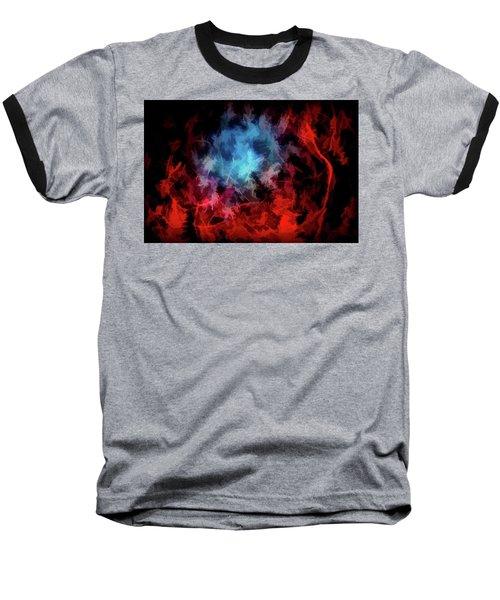 Abstract 53 Baseball T-Shirt