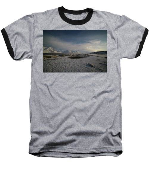 Adventfjorden Baseball T-Shirt