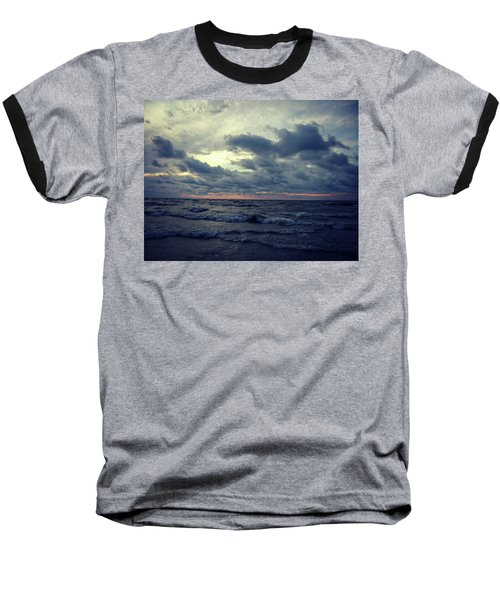 All Beached Up Baseball T-Shirt