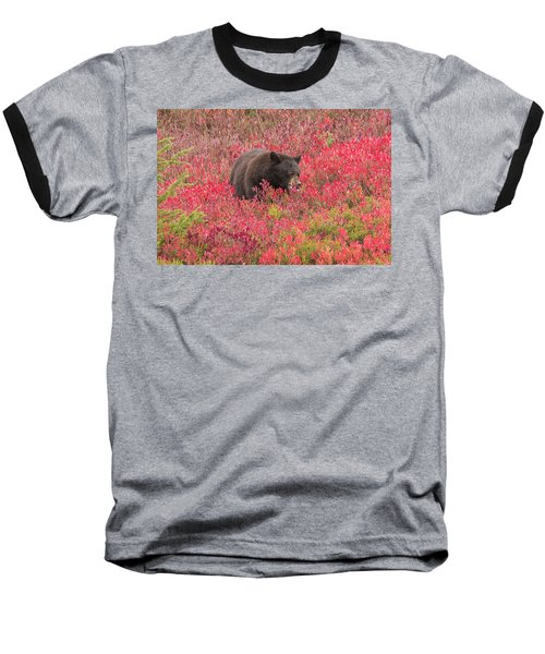Berries For The Bear Baseball T-Shirt