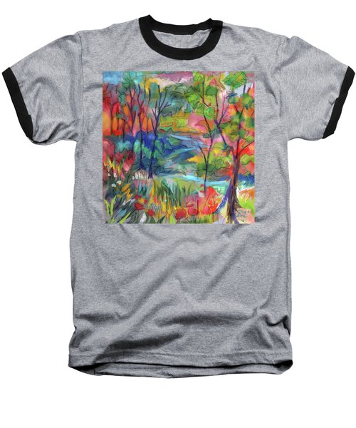 Bright Country Baseball T-Shirt