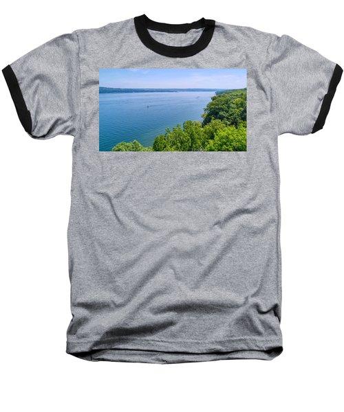 Cayuga Lake Baseball T-Shirt