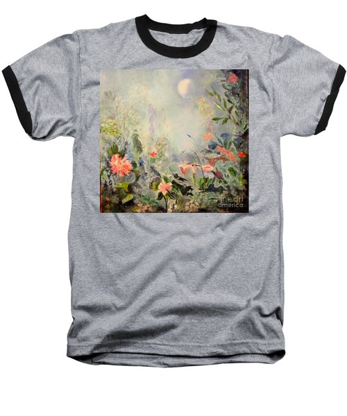Cinderellas Garden Baseball T-Shirt