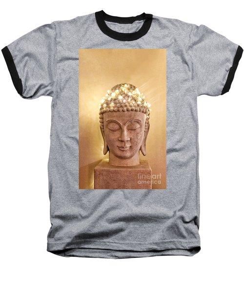 Dawn Buddha Baseball T-Shirt