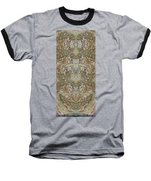 Desert Wall Baseball T-Shirt