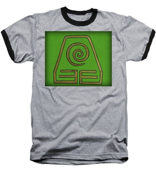Earth Baseball T-Shirt