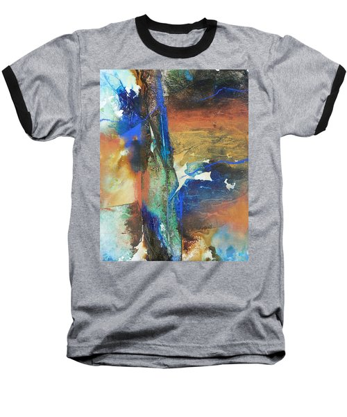 Electric And Warm Baseball T-Shirt