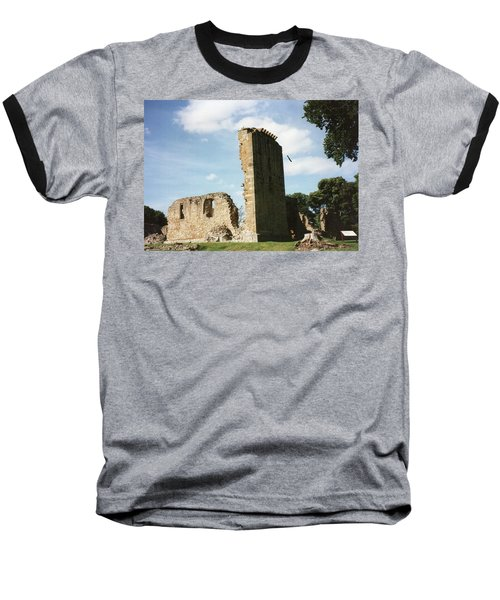 Elgin Cathedral Baseball T-Shirt