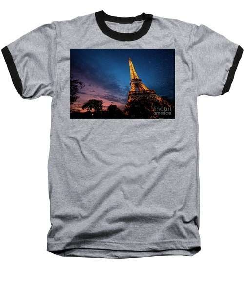 Fading Light Baseball T-Shirt