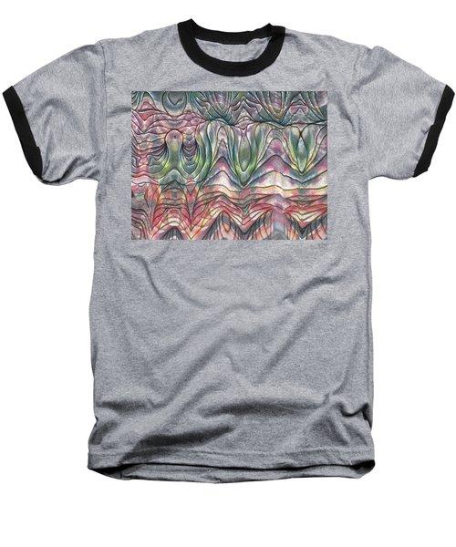 Folds Baseball T-Shirt