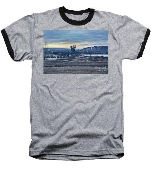 Grand Trunk Pacific Railway Baseball T-Shirt