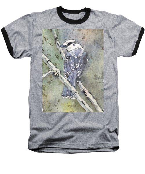 Grey Jay Baseball T-Shirt