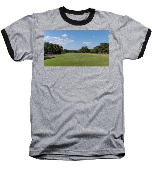 Hole #1 Baseball T-Shirt