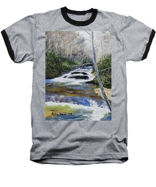 Horsepasture River Baseball T-Shirt