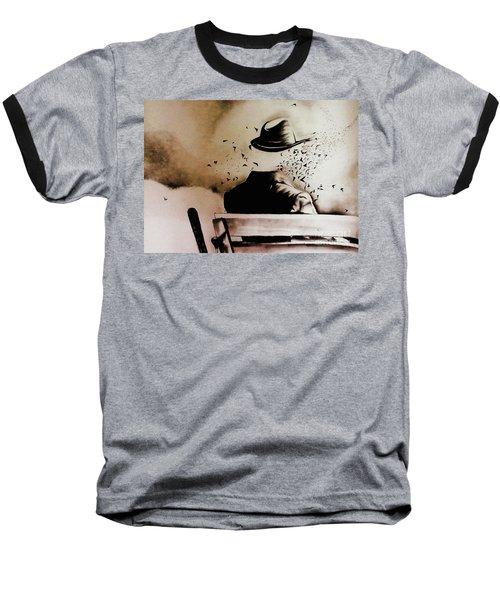 Illustration Art  Baseball T-Shirt