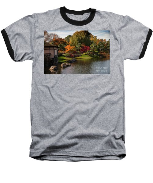 Japanese Gardens Baseball T-Shirt