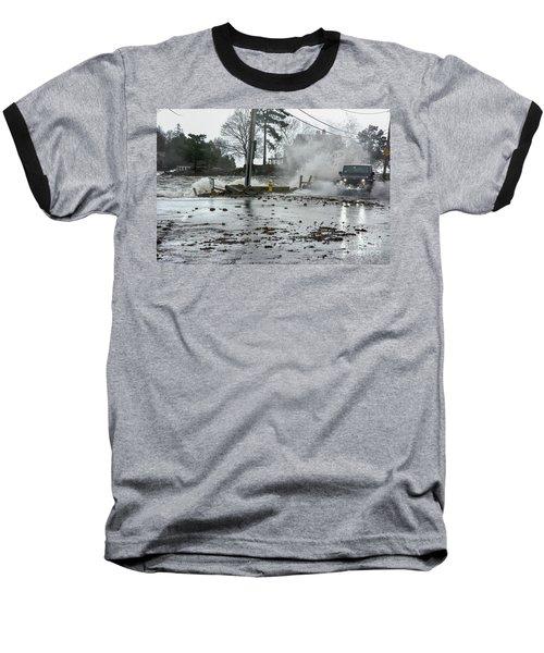 Jeep Splash Baseball T-Shirt