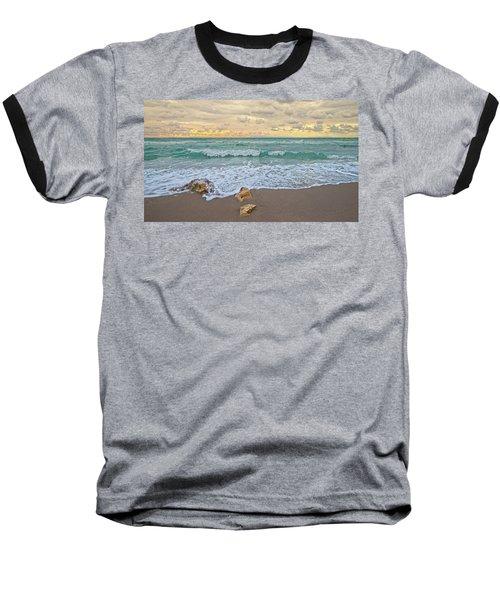 Jupiter Beach Baseball T-Shirt