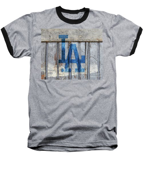 La Dodgers Baseball T-Shirt