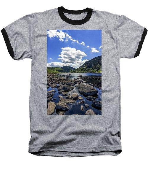 Llyn Eigiau Baseball T-Shirt