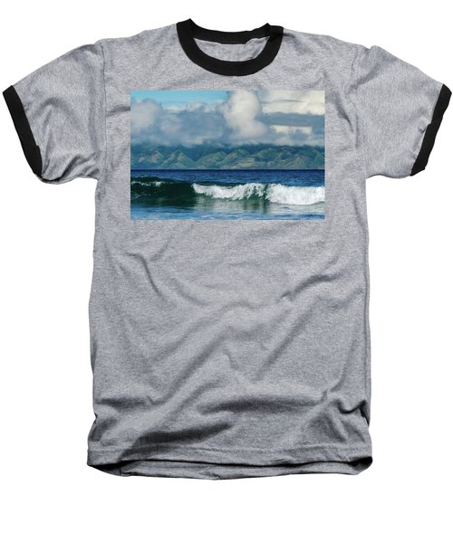 Maui Breakers Baseball T-Shirt