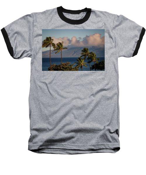 Maui Palms Baseball T-Shirt