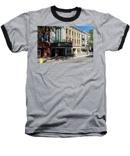 Miller Theater Augusta Ga Baseball T-Shirt