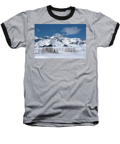 Mt Wilson Baseball T-Shirt