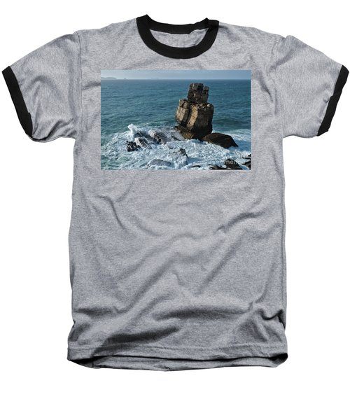 Nau Dos Corvos Baseball T-Shirt