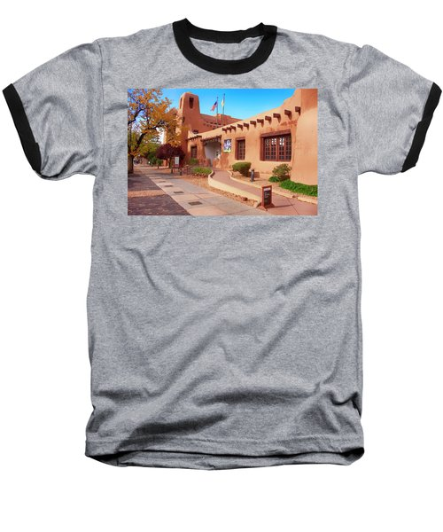 New Mexico Museum Of Art Baseball T-Shirt