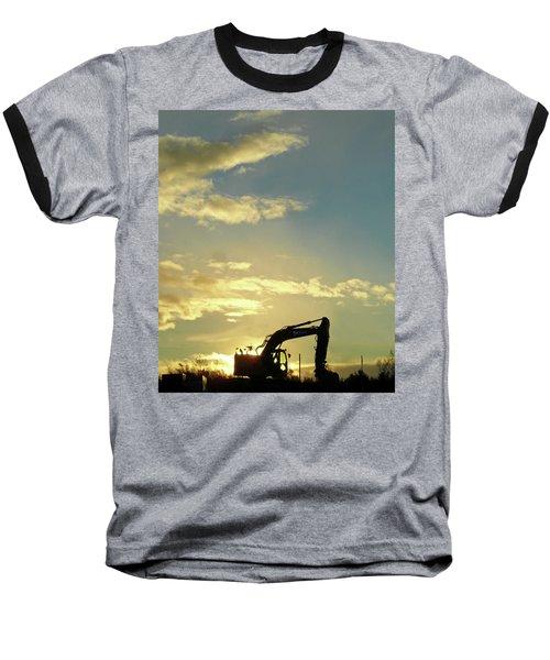 Oh Deere Baseball T-Shirt