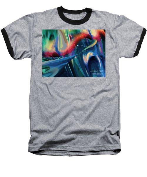 On My Way Baseball T-Shirt