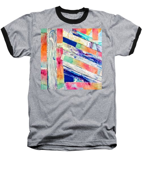 Out Of Site, Out Of Mind Baseball T-Shirt
