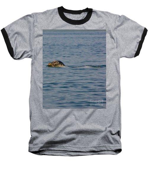 Pacific Harbor Seal Baseball T-Shirt