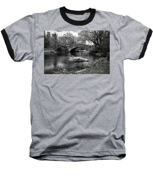 Park Bridge Baseball T-Shirt