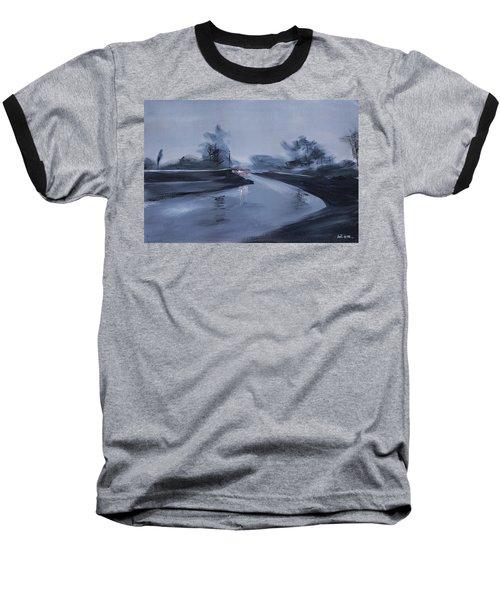 Rainy Day New Baseball T-Shirt