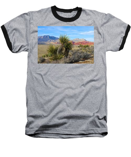Red Rock Canyon National Conservation Area Baseball T-Shirt