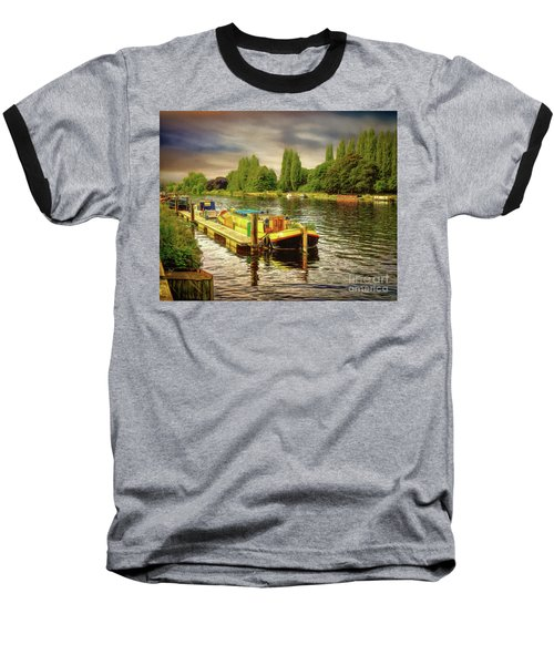 River Work Baseball T-Shirt