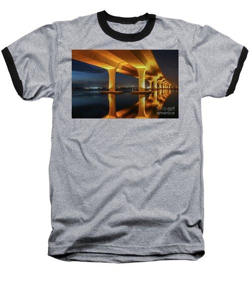 Roosevelt Reflection Baseball T-Shirt