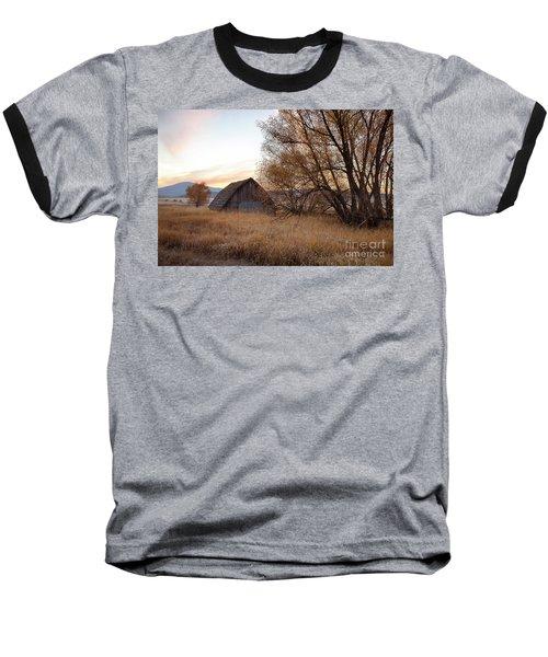 Sanders Barn Baseball T-Shirt