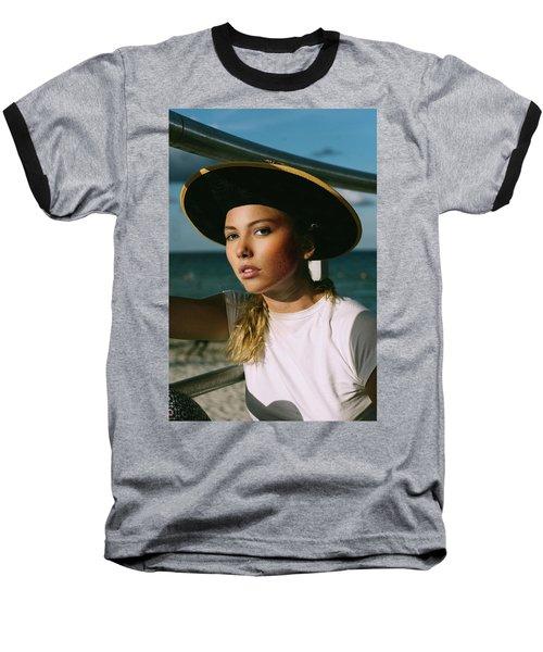 Sasha Dubrovskaya  Baseball T-Shirt