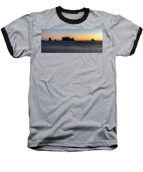 Second Beach Baseball T-Shirt