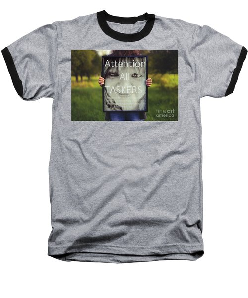 Thebroadcastmonkey Baseball T-Shirt