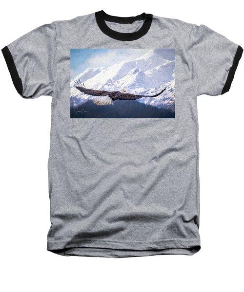 To The Hills... Baseball T-Shirt