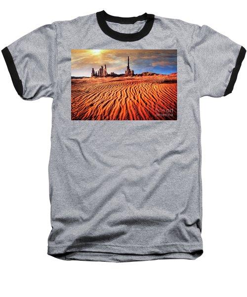 Totem Dunes Baseball T-Shirt