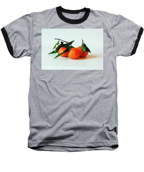 11--01-13 Studio. 3 Clementines Baseball T-Shirt