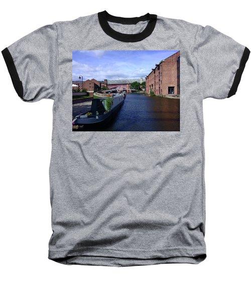 13/09/18  Manchester. Castlefields. The Bridgewater Canal. Baseball T-Shirt