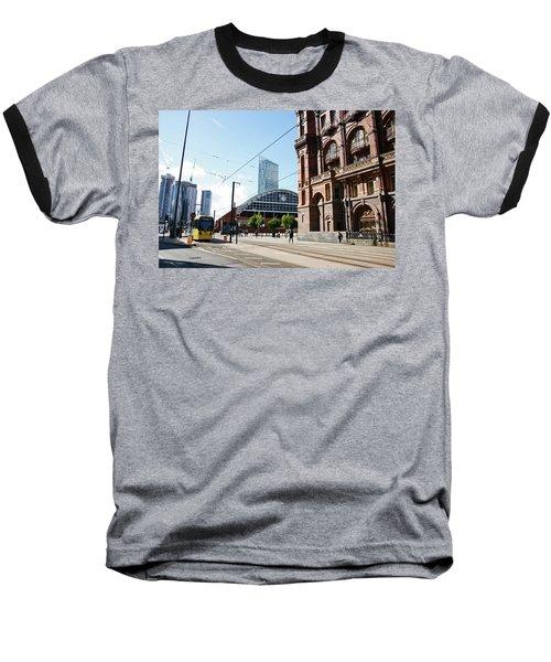 13/09/18  Manchester.  Lower Mosley Street. Baseball T-Shirt