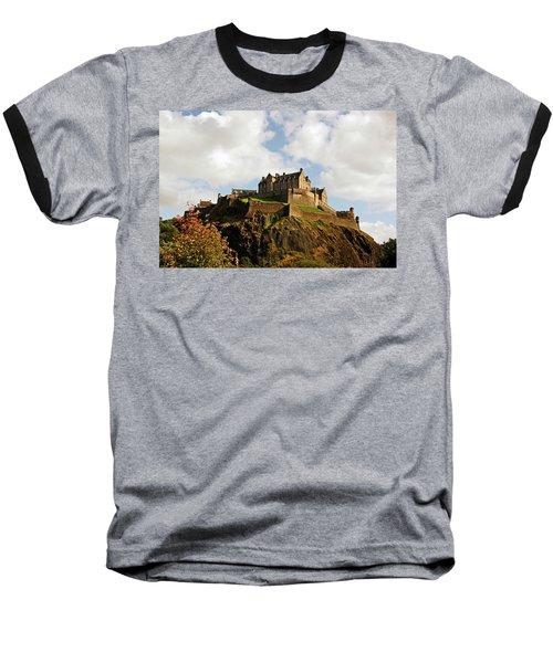 19/08/13 Edinburgh, The Castle. Baseball T-Shirt