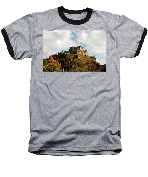 19/08/13 Edinburgh, The Castle. Baseball T-Shirt